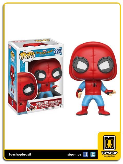 Marvel Spider Man Homecoming Spider Man 222 Pop Funko