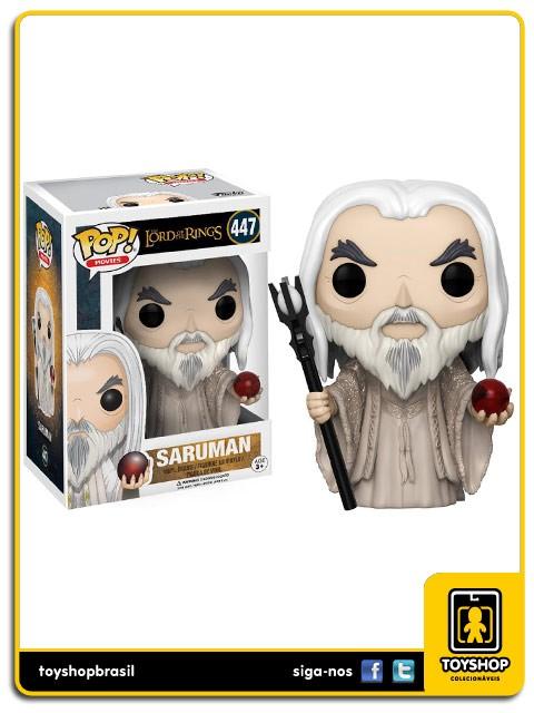 The Lord of the Rings Saruman  447 Pop Funko