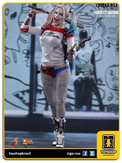 Suicide Squad Harley Quinn Special Edition 1/6 Hot Toys