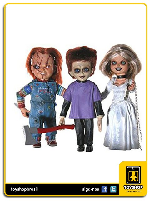 Family Box Set Seed of Chucky Neca
