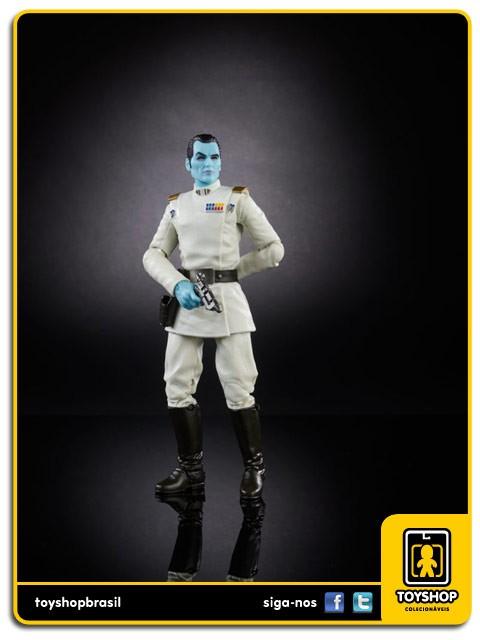 Star Wars The Black Series  Grand Admiral Thrawn SDCC Hasbro