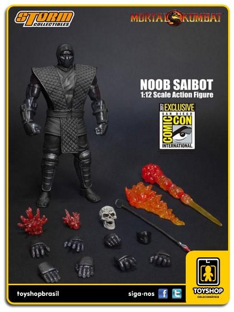 Mortal Kombat Noob Saibot 1/12 SDCC Storm Collectibles