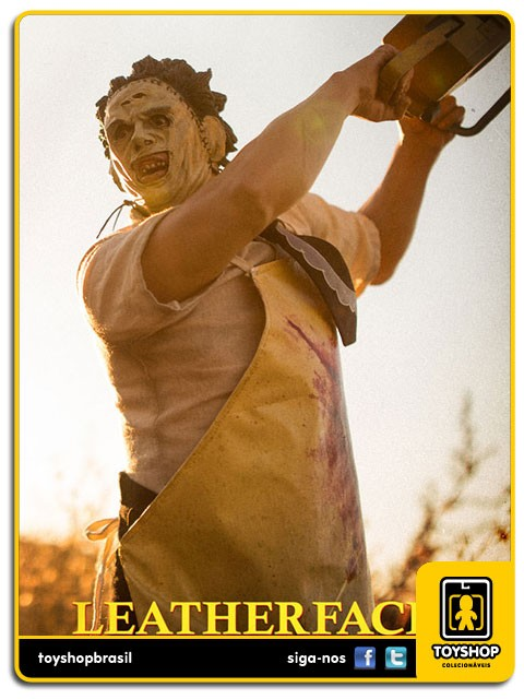 Texas Chainsaw Massacre Leatherface Premium Format  Sideshow Collectibles