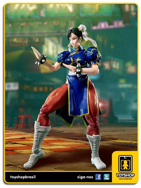 Street Fighter V S.H. Figuarts Chun-Li  Bandai