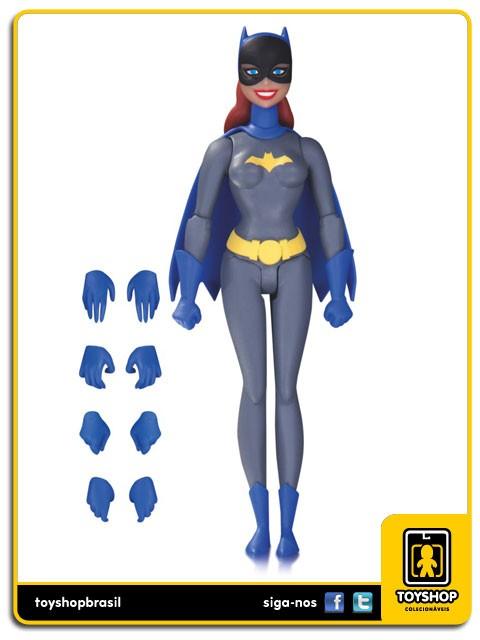 Batman The Animated Series Batgirl  Dc Collectibles