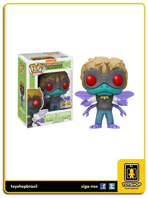 Teenage Mutant Ninja Turtles Baxter Stockman SDCC 507 Pop  Funko