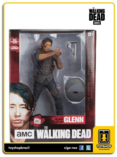 The Walking Dead Glenn Legacy Edition 10´  Mcfarlane