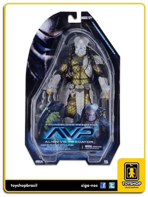 AVP Alien vs Predator Youngblood Predator - Neca