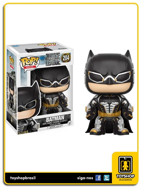 Justice League Batman 204 Pop  Funko