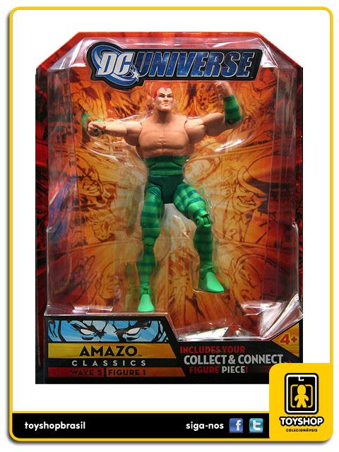 Dc Universe: Amazo - Dc Direct