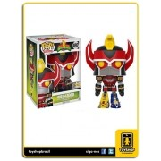 Power Rangers Mighty Morphin Megazord SDCC 497 Pop  Funko