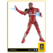 Marvel Legends Captain America Civil War: Spider-man, Captain America & Iron Man Pack 3 Figuras - Ha