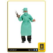 A Nightmare on Elm Street Part 4: Surgeon Freddy Krueger 8´  Retro - Neca