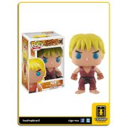 Street Fighter: Ken Pop - Funko