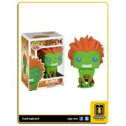 Street Fighter: Blanka Pop - Funko