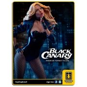 Dc Comics  Black Canary Premium Format  Sideshow Collectibles