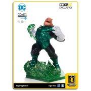 DC Comics Série 3 Kilowog CCXP17  1/10 Art Scale By Ivan Reis  Iron Studios