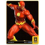 DC Comics Série 3 The Flash 1/10 Art Scale By Ivan Reis Iron Studios