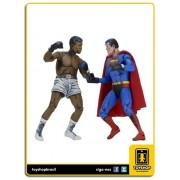 Dc Comics  Superman vs Muhammad Ali Special Edition 2-Pack Neca