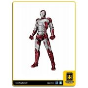Iron Man II S.H. Figuarts Iron Man Mark V and Hall of Armor  Bandai