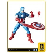 Marvel Legends Vintage Captain America Hasbro