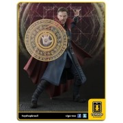 Marvel S H Figuarts Doctor Strange Burning Flame Set ver   Bandai