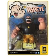 Popeye the Sailorman A Classic Since 1929 Bluto Mezco