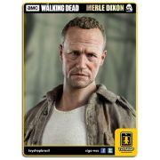 The Walking Dead Merle Dixon ThreeA