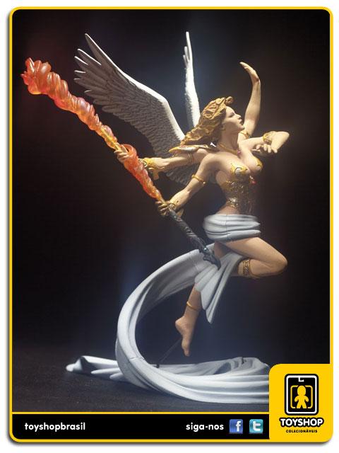Spawn 31: Goddess Llyra - Mcfarlane