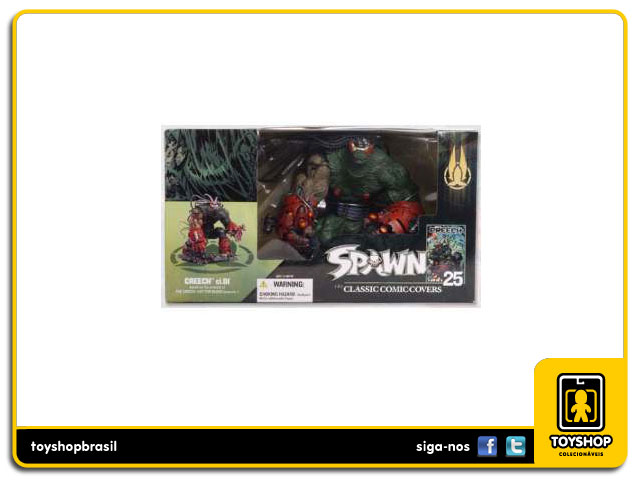 Spawn 25: Box Creech - Mcfarlane