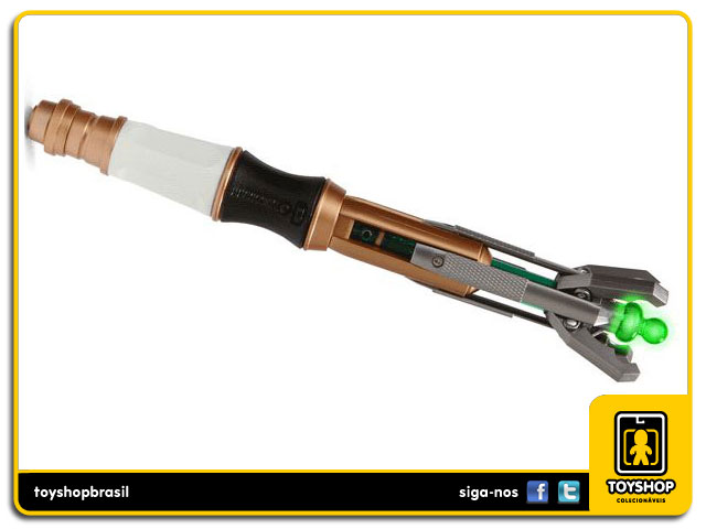 Doctor Who: The Eleventh Doctor´s Sonic Screwdriver - Character