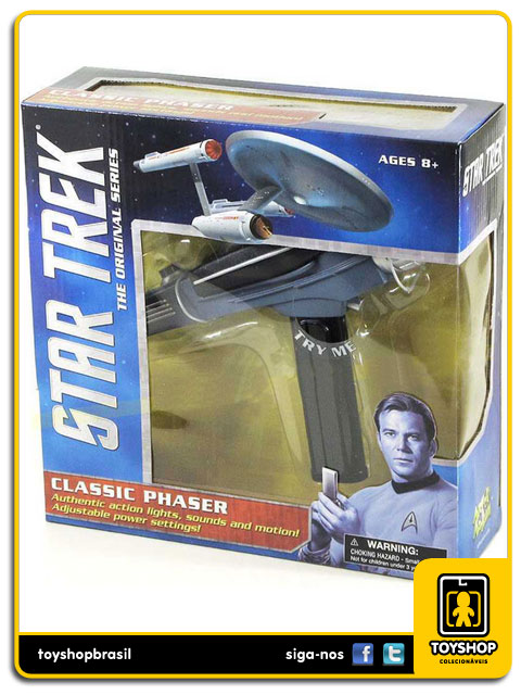 Star Trek Original Series: Classic Phaser 1:1 - Diamond Comics