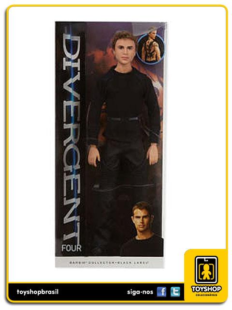 Barbie Collector Divergent: Four - Mattel
