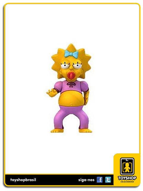 The Simpsons 25th Anniversary: Maggie - Neca