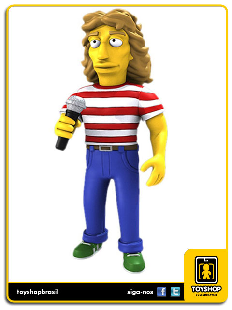 The Simpsons 25th Anniversary: The Who Roger Daltrey - Neca