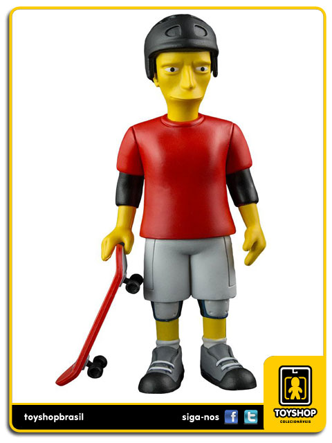The Simpsons 25th Anniversary: Tony Hawk - Neca