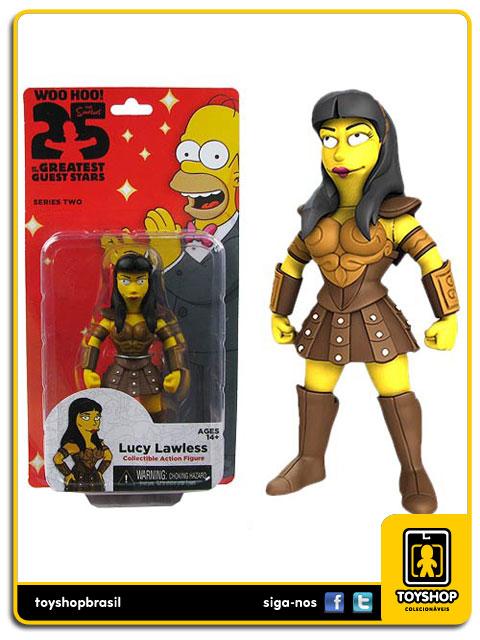 The Simpsons 25th Anniversary: Xena the Warrior - Neca