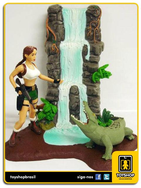 Tomb Raider: Lara Croft Powerful Crocodile - Core