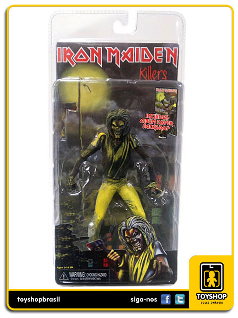 Iron Maiden: Eddie Killers - Neca
