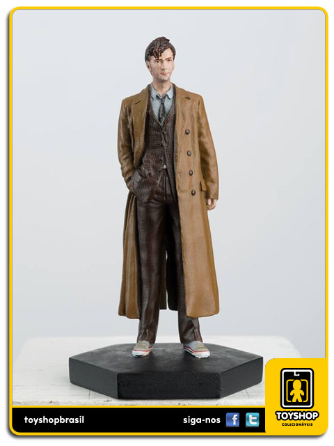Doctor Who Figurine Colection: Tenth Doctor - Eaglemoss