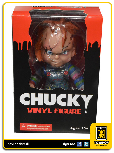 Child´s Play: Chucky Vinyl Figure - Mezco