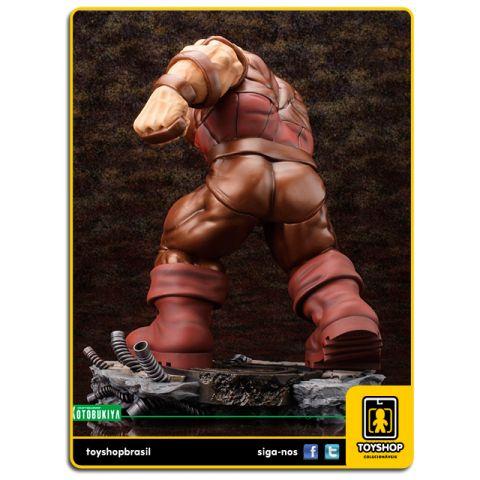 Marvel Danger Room: Estátua Juggernaut Fine Art - Kotobukiya