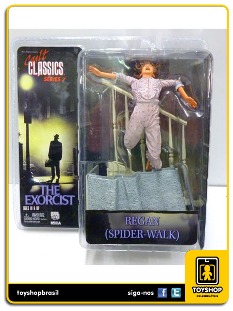 Cult Classics: Regan The Exorcist - Neca