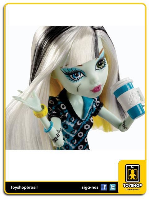 Monster High: Frankie Stein - Mattel