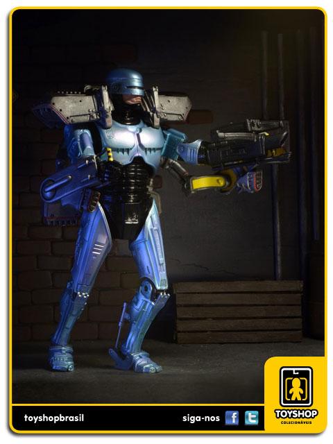 RoboCop 3: Jet Pack RoboCop - Neca