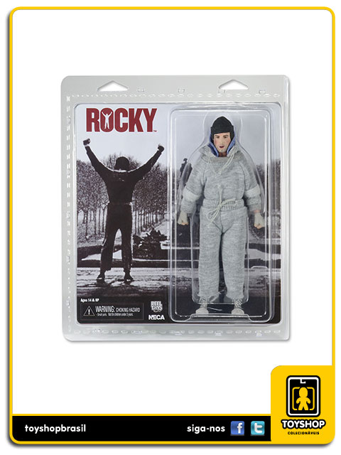 Rocky Balboa 8´  Neca