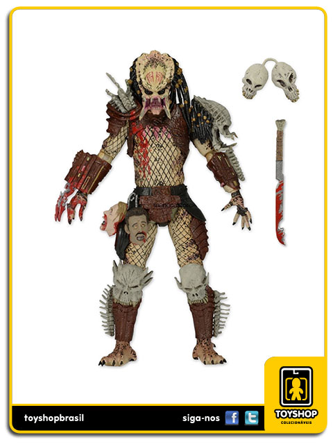 Predator: Bad Blood Predator - Neca