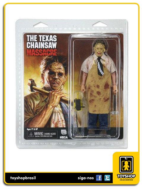 The Texas Chain Saw Massacre Leatherface 8´ Retro  Neca