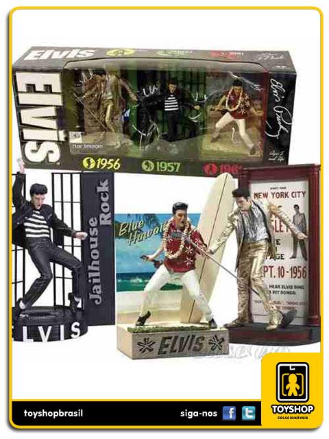Elvis Presley Box 3 Figuras - Mcfarlane