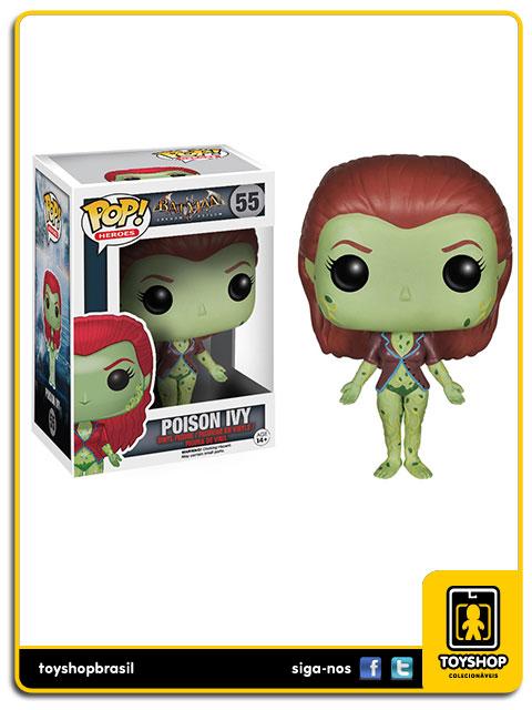 Arkham Asylum: Poison Ivy Pop - Funko